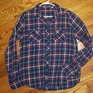 Juniors BDG flannel